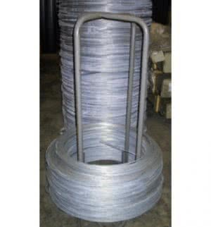 greenhouse netting components-tensile galvanised wire 3.15 high
