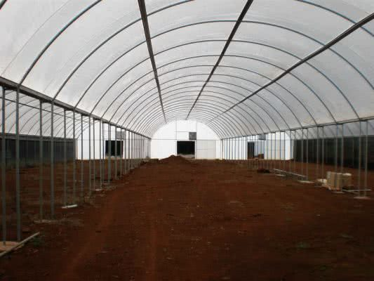 greenlife structures 8 metre habitat greenhouse