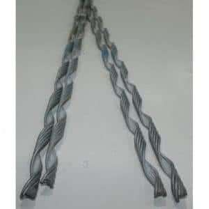 greenlife structures greenhouse netting components - cable and wire splices