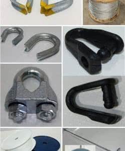 Netting Components