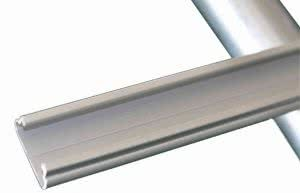greenlife structures greenhouse springlock fastening system - aluminum channel